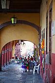 San Miguel Allende Street Scenes