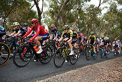 Grace Brown (AUS) at Santos Women's Tour Down Under 2019 - Stage 1, a 112.9 km road race from Hahndorf to Birdwood, Australia on January 10, 2019. Photo by Sean Robinson/velofocus.com