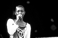 Morcheeba / V Festival 2000, Hylands Park, Chelmsford, Essex, Britain - August 2000.