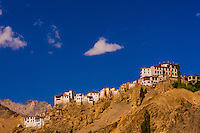 The Lamayuru Monastery, Ladakh, Jammu and Kashmir State, India.