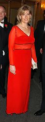 Centre, HRH The COUNTESS OF WESSEX  at the Dyslexia Awards Dinner attended by HRH The Countess of Wessex held at The Dorchester Hotel, Park Lane, London on 9th November 2005.<br /><br />NON EXCLUSIVE - WORLD RIGHTS