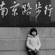 Nanjing Road, Huangpu District, Shanghai, China, Asia