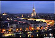 Panorama Notturno di Torino