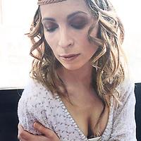 Sessione di ritratto fotografico con Stefania.