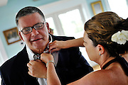 The wedding of Karen Cubbison and Craig Socie. Married June 2, 2012 in Stone Harbor, N.J. (Photo by Christopher T. Assaf/all rights reserved) #9635..©2012