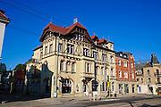 ehemliges Kurhaus, Weißer Hirsch, Dresden, Sachsen, Deutschland.|.former spa hotel, Weisser Hirsch, Dresden, Germany