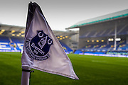 Goodson Park prior to the Barclays Premier League match between Everton and Sunderland at Goodison Park, Liverpool, England on 1 November 2015. Photo by Simon Davies.