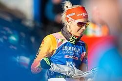Maren Hammerschmidt (GER) during the Women 15 km Individual Competition at day 2 of IBU Biathlon World Cup 2019/20 Pokljuka, on January 23, 2020 in Rudno polje, Pokljuka, Pokljuka, Slovenia. Photo by Peter Podobnik / Sportida