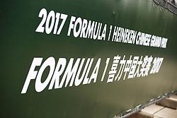 April 7, 2017 - Shanghai, China - Motorsports: FIA Formula One World Championship 2017, Grand Prix of AChina, (Credit Image: © Hoch Zwei via ZUMA Wire)