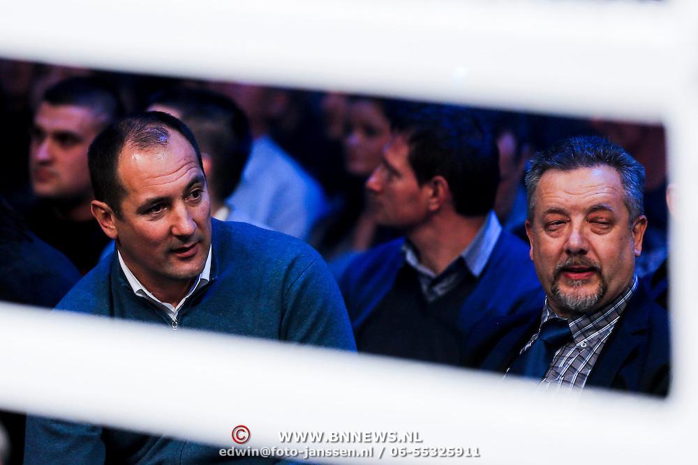 CRO/Zagreb/20130315- K1 WGP Finale Zagreb, bondscoach Igor Stimac