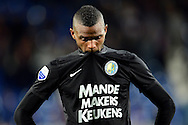 Onderwerp/Subject: RKC Waalwijk - Eredivisie<br /> Reklame:  <br /> Club/Team/Country: <br /> Seizoen/Season: 2012/2013<br /> FOTO/PHOTO: Cuco MARTINA ( Rhu Endly MARTINA )  of RKC Waalwijk dejected after the match. (Photo by PICS UNITED)<br /> <br /> Trefwoorden/Keywords: <br /> #03 $94 ±1341407059332<br /> Photo- & Copyrights © PICS UNITED <br /> P.O. Box 7164 - 5605 BE  EINDHOVEN (THE NETHERLANDS) <br /> Phone +31 (0)40 296 28 00 <br /> Fax +31 (0) 40 248 47 43 <br /> http://www.pics-united.com <br /> e-mail : sales@pics-united.com (If you would like to raise any issues regarding any aspects of products / service of PICS UNITED) or <br /> e-mail : sales@pics-united.com   <br /> <br /> ATTENTIE: <br /> Publicatie ook bij aanbieding door derden is slechts toegestaan na verkregen toestemming van Pics United. <br /> VOLLEDIGE NAAMSVERMELDING IS VERPLICHT! (© PICS UNITED/Naam Fotograaf, zie veld 4 van de bestandsinfo 'credits') <br /> ATTENTION:  <br /> © Pics United. Reproduction/publication of this photo by any parties is only permitted after authorisation is sought and obtained from  PICS UNITED- THE NETHERLANDS