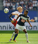 Fussball Bundesliga 2011/12: Hambuger SV - Hertha BSC Berlin
