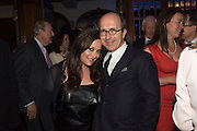 HEDIEH LOUBIER; JEAN-MARC LOUBIER, The Brown's Hotel Summer Party hosted by Sir Rocco Forte and Olga Polizzi, Brown's Hotel. Albermarle St. London. 14 May 2015