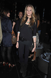 GABRIELLA ANSTRUTHER-GOUGH-CALTHORPE at the grand opening of the Amika nightclub, 65 High Street Kensington, London on 28th February 2007.<br />