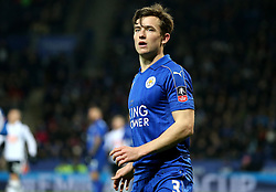 Ben Chilwell of Leicester City - Mandatory by-line: Robbie Stephenson/JMP - 08/02/2017 - FOOTBALL - King Power Stadium - Leicester, England - Leicester City v Derby County - Emirates FA Cup fourth round replay