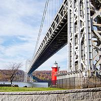George Washington Bridge, New York City, NYC
