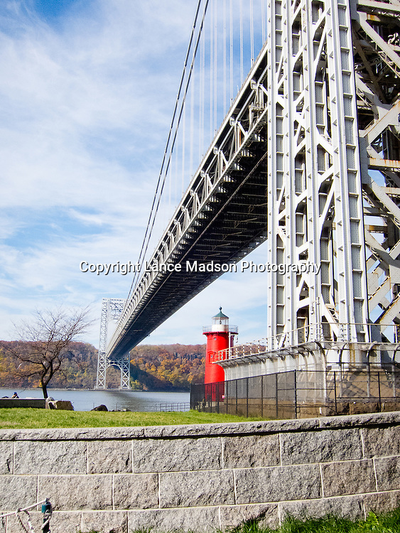 George Washington Bridge, New York City, NYC