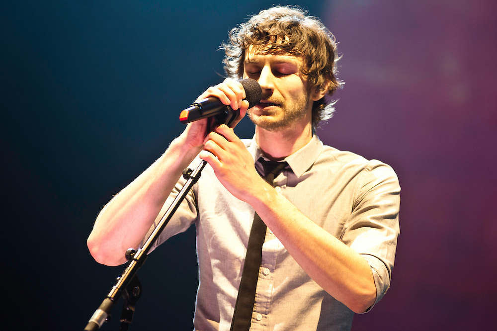 London, UK - 12 November 2012: Gotye performs live at HMV Hammersmith Apollo.
