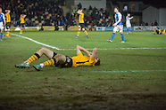 Newport County v Blackburn Rovers - FA Cup - 18/01/2016
