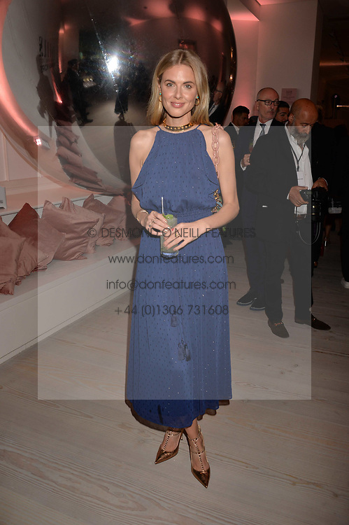 Donna Air at the Tatler's English Roses 2017 party in association with Michael Kors held at the Saatchi Gallery, London England. 29 June 2017.<br /> Photo by Dominic O'Neill/SilverHub 0203 174 1069 sales@silverhubmedia.com