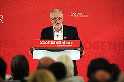 Jeremy Corbyn, Dunfermline, 24-04-2017<br /> <br /> Jeremy Corbyn MP visited Dunfermline Conference Centre<br /> <br /> (c) David Wardle | Edinburgh Elite media