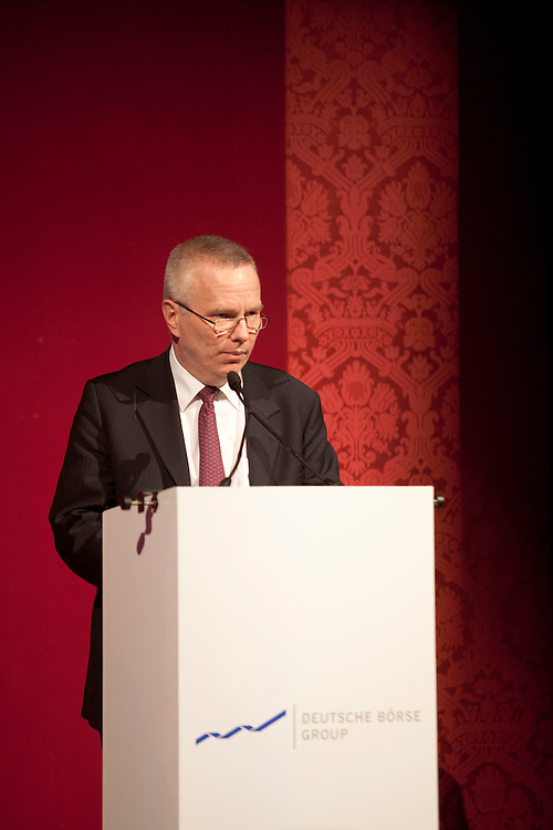 UK,England,London,Deutsche Borse,Annual reception 2012,Banqueting Palace,Whitehall,Andreas Preuß