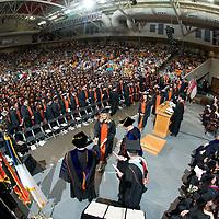 2014 Spring Commencement Ceremonies