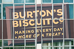"Pictured: Burton's Biscuite factory in Edinburgh will be a lot quieter as staff walk out on the first of three days  planned three 24-hour walkouts. Burtons Biscuits make Wagon Wheels and Jammie Dodger biscuits  along with Cadbury biscuits under a perpetual licence.  A Burton's Biscuits spokesman said it was ""shocked"" at GMB's request for a 7% pay rise but keen to resume talks.<br /> <br /> More than 400 workers are employed at its Edinburgh factory, which makes around 7.5 million biscuits a day.<br /> <br />     Marmite says pub shutdown means no larger jars <br /> <br /> GMB members at the plant voted by a majority of 91% for industrial action after management refused to increase a 1.6% annual pay rise offer.<br /> <br /> The union said indefinite work to rule and an overtime ban will start tomorrow from 2pm, followed by strikes on 9, 16 and 23 September.<br /> Image copyright Alamy<br /> Image caption The factory also makes Wagon Wheels<br /> <br /> GMB Scotland organiser Benny Rankin said: ""Burton's stubborn stance on this year's pay offer is an insult to staff that have worked throughout the lockdown at management's insistence.<br />  Their refusal to meaningfully engage with a workforce that deserve so much better means we have been left with little choice but to strike for a decent pay offer.""<br /> 