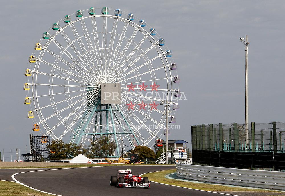 Motorsports / Formula 1: World Championship 2010, GP of Japan, 08 Fernando Alonso (ESP, Scuderia Ferrari Marlboro),