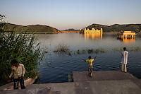 Jal Mahal (Water Palace), Jaipur, India