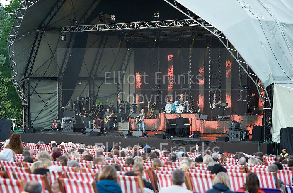 James Blunt <br /> performs live at Kenwood House <br /> Picnic Concerts<br /> Hampstead, London, Great Britain <br /> 16th July 2011