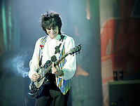 Ronnie Wood, The BRIT Awards 1993 <br /> Tuesday 16 Feb 1993.<br /> Alexandra Palace, London, England<br /> Photo: John Marshall - JM Enternational