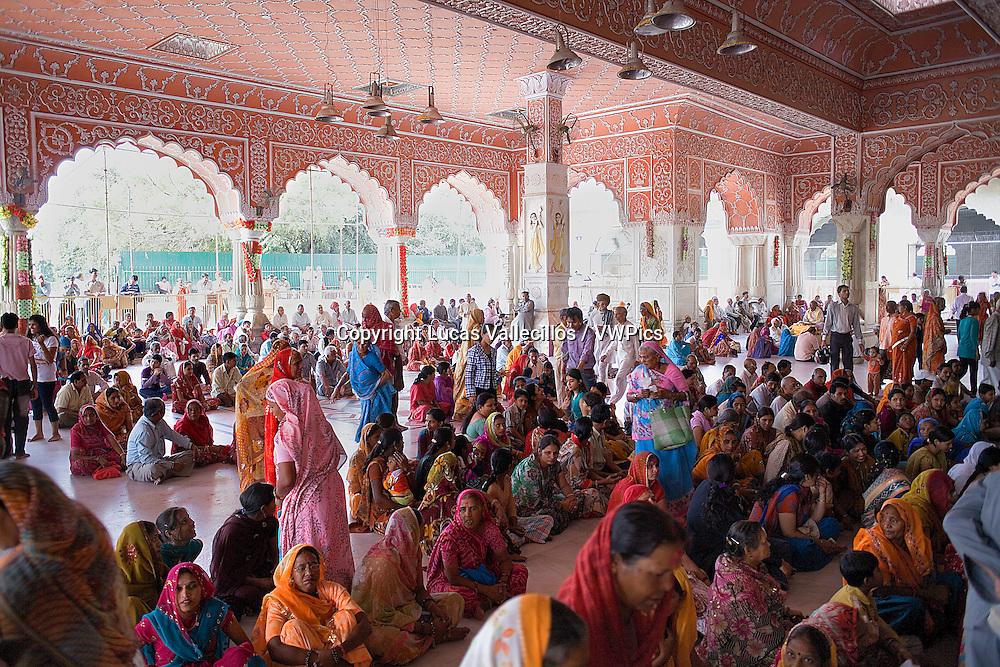 Govind Devji temple,near City Palace,Jaipur, Rajasthan, India