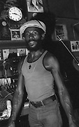 Lee Scratch Perry's Black Ark Studio - Kingston jamaica 1978