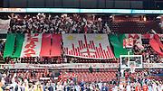 DESCRIZIONE : Beko Final Eight Coppa Italia 2016 Serie A Final8 Finale Olimpia EA7 Emporio Armani Milano - Sidigas Scandone Avellino<br /> GIOCATORE : Ultras Milano<br /> CATEGORIA : Ultras Tifosi Spettatori Pubblico Before Pregame Coreografia<br /> SQUADRA : Olimpia EA7 Emporio Armani Milano<br /> EVENTO : Beko Final Eight Coppa Italia 2016<br /> GARA : Finale Olimpia EA7 Emporio Armani Milano - Sidigas Scandone Avellino<br /> DATA : 21/02/2016<br /> SPORT : Pallacanestro <br /> AUTORE : Agenzia Ciamillo-Castoria/L.Canu