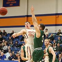 Men's Basketball: Wheaton College (Illinois) Thunder vs. Illinois Wesleyan University Titans