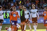 Fotball<br /> Norge<br /> 27.04.2012<br /> Foto: Kenneth Hjelle, Digitalsport<br /> <br /> Tippeligaen<br /> Aalesund v Rosenborg 2:2<br /> <br /> Dommer Svein Oddvar Moen<br /> Stefan Strandberg - Rosenborg