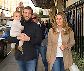 EXCLUSIVE- Sam Faiers with baby paul