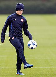 22.11.2010, Colney, London, ENG, UEFA CL, Arsenal Training, im Bild Arsenal's Jack Wilshere, EXPA Pictures © 2010, PhotoCredit: EXPA/ IPS/ Kieran Galvin *** ATTENTION *** UK AND FRANCE OUT!