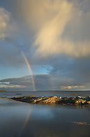 Rainbow, Blue Rocks Nova Scotia