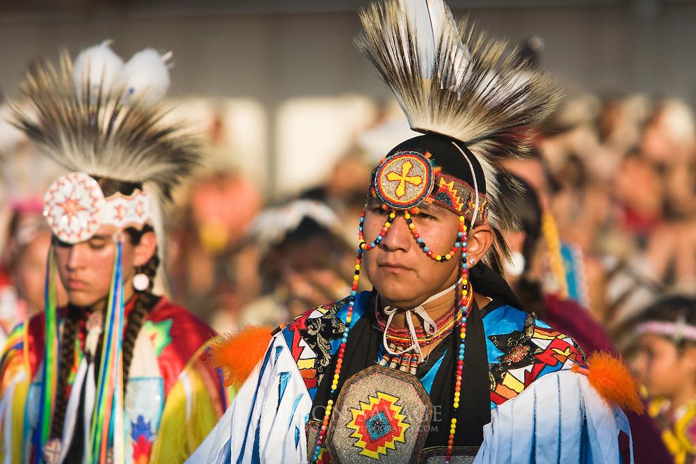 Pow Wow, Browning, Montana.