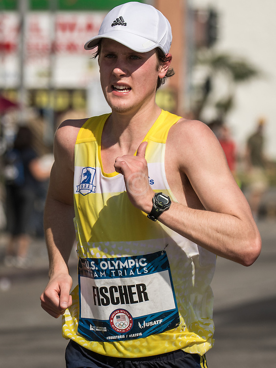 USA Olympic Team Trials Marathon 2016, Fischer, BAA