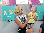 08/12/2015 Jane Krakowski at Pampers #SagtoSwag Launch Event
