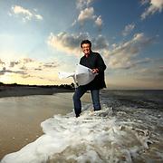 Peter Granta, boat designer