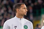 Christopher Jullien of Celtic FC during the Europa League match between Celtic and FC Copenhagen at Celtic Park, Glasgow, Scotland on 27 February 2020.