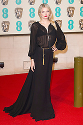 © Licensed to London News Pictures. 14/02/2016. London, UK. LILY DONALDSON<br /> arrives on the carpet for the EE British Academy Film Awards 2016 after party held at Grosvenor House . London, UK. Photo credit: Ray Tang/LNPPhoto credit: Ray Tang/LNP
