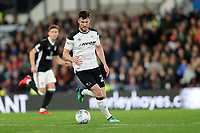DERBY, ENGLAND - MAY 11: - DCFC vs Fulham. David Nugent, gets on the ball.