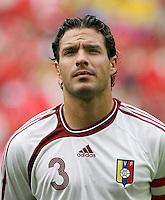 Fussball International Laenderspiel Schweiz - Venezuela Jose REY (VEN)
