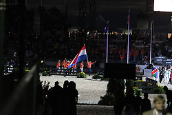 Openingceremony: Team Netherlands<br /> World Equestrian Games Lexington - Kentucky 2010<br /> © Dirk Caremans