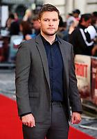 Jack Reynor, Detroit - European Film Premiere, Curzon Mayfair, London UK, 16 August 2017, Photo by Brett D. Cove